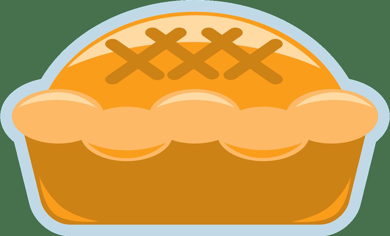 Pie clipart transparent 4