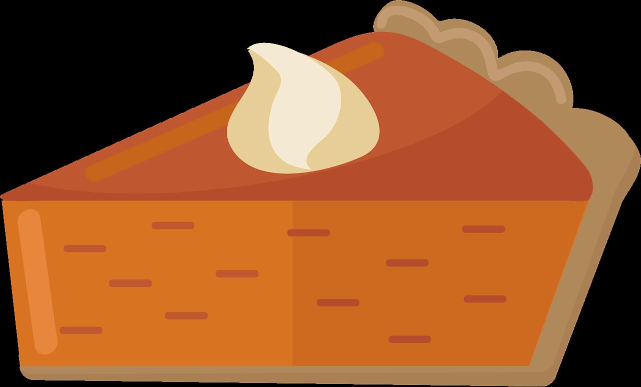 Pie clipart transparent background 2