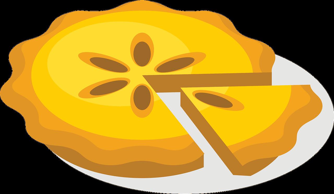Pie clipart transparent background 3