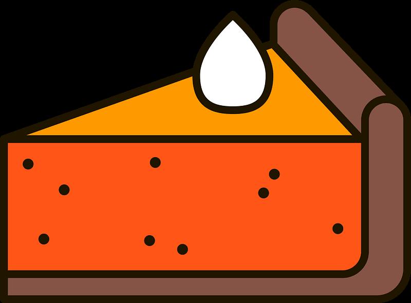 Pie clipart transparent background 6