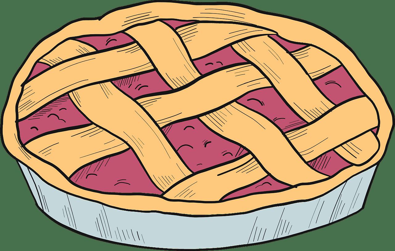 Pie clipart transparent picture