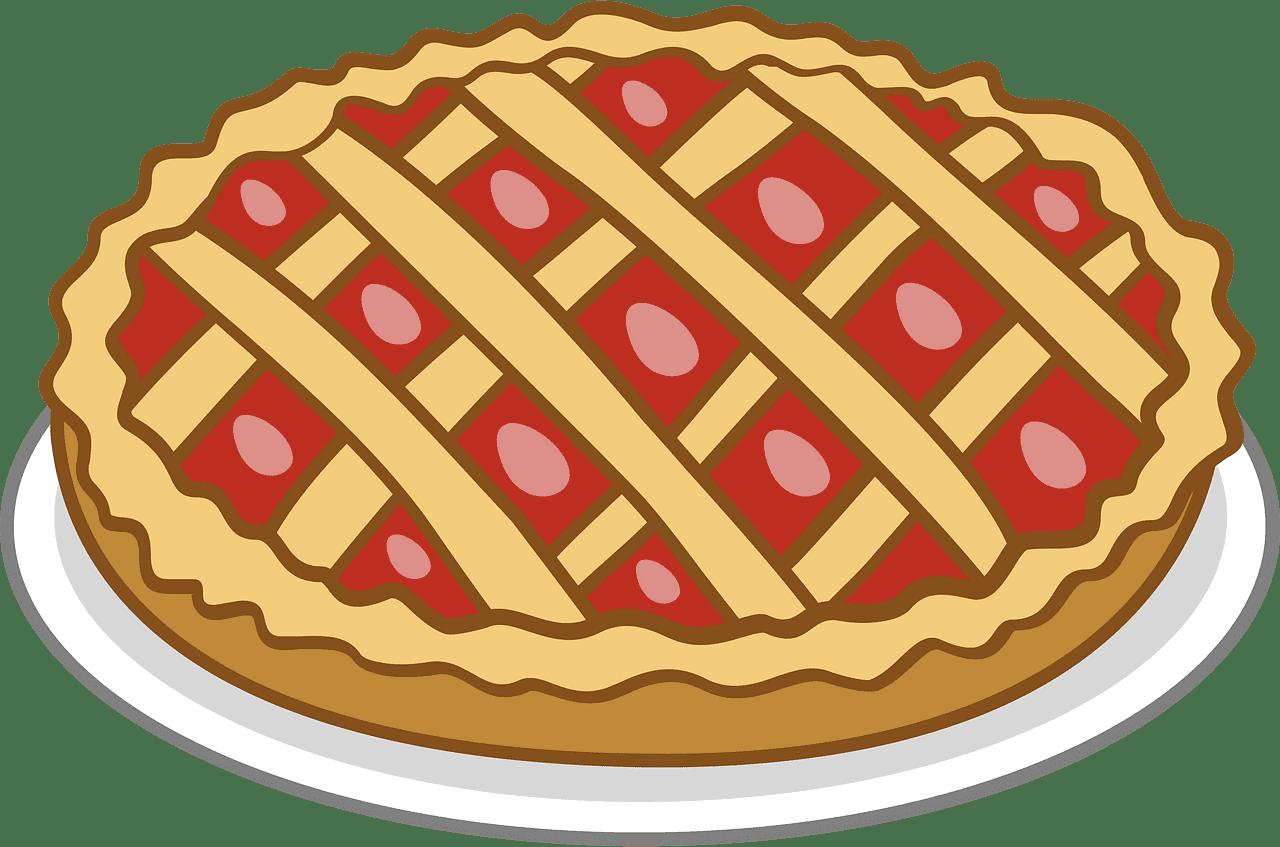 Pie clipart transparent