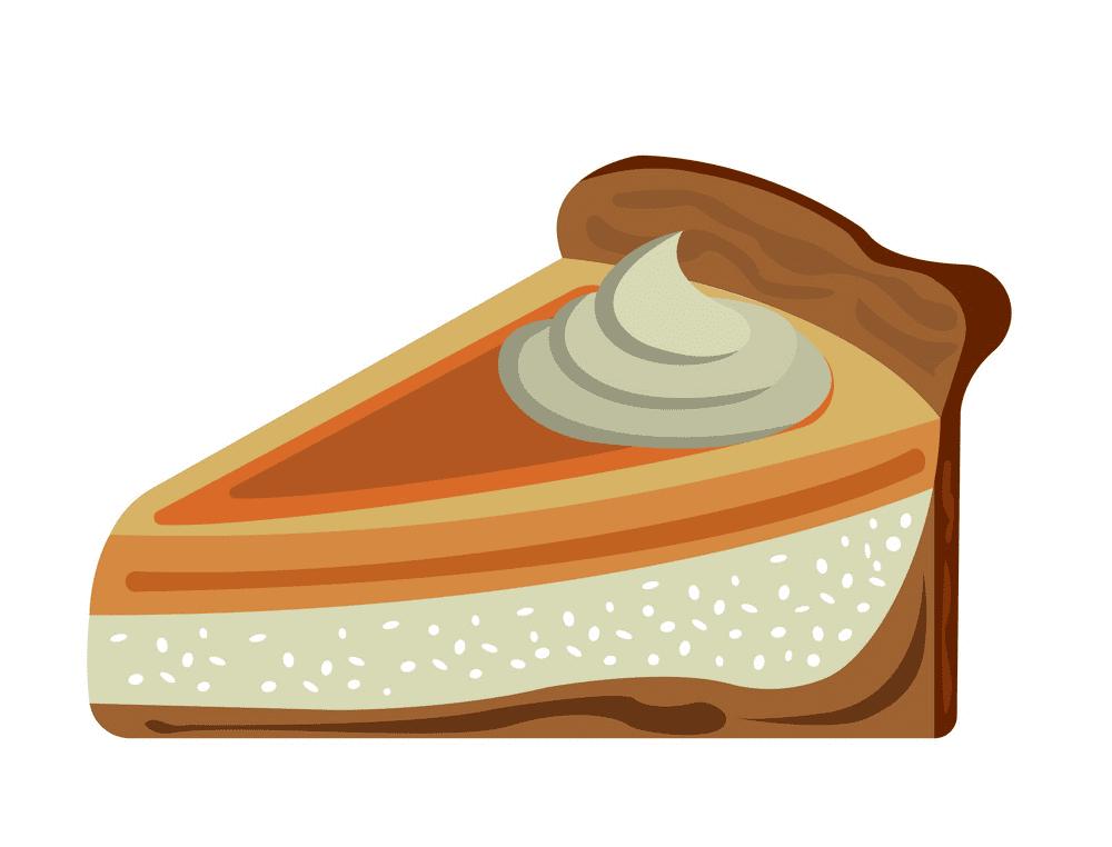 Pumpkin Pie clipart 1