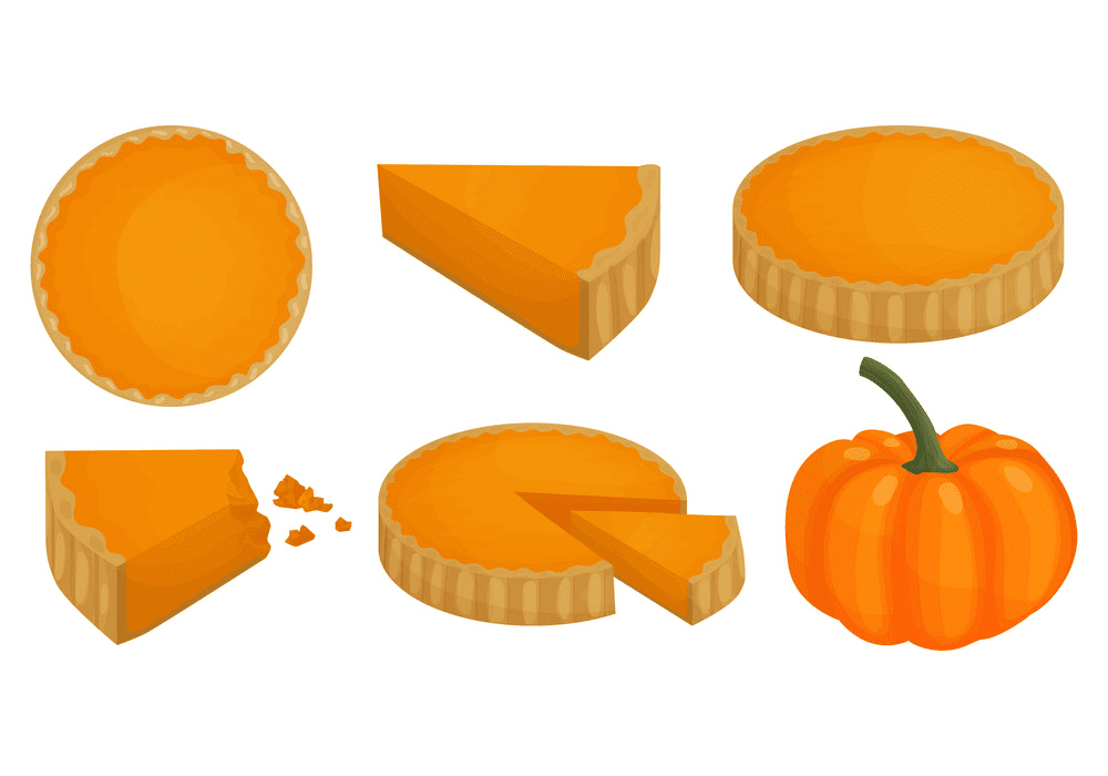 Pumpkin Pie clipart download