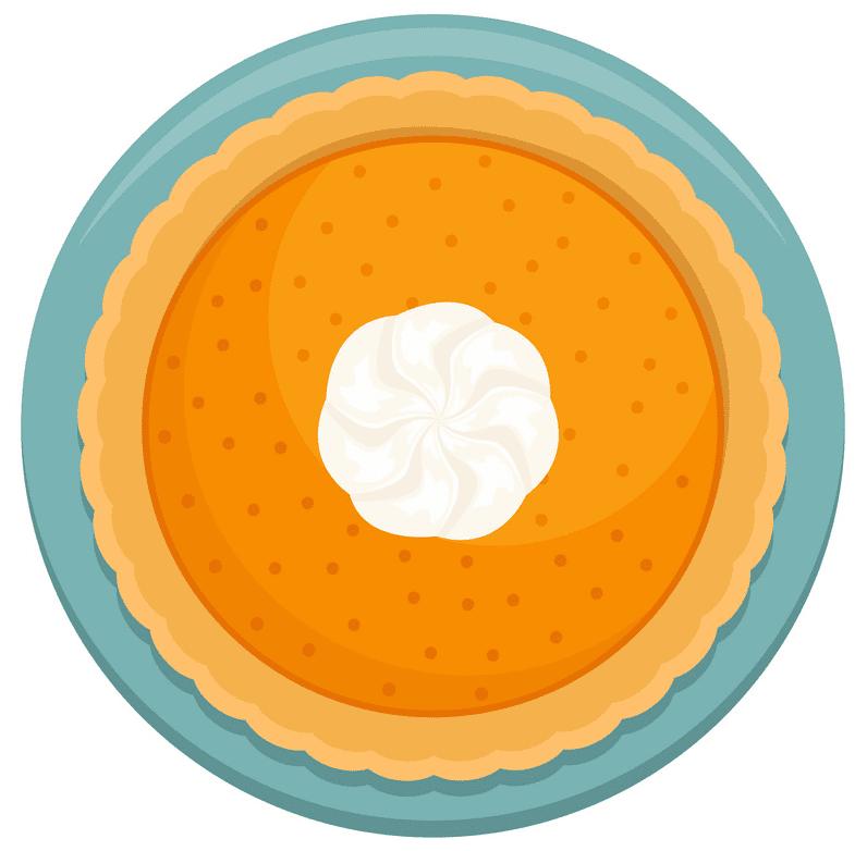 Pumpkin Pie clipart free images
