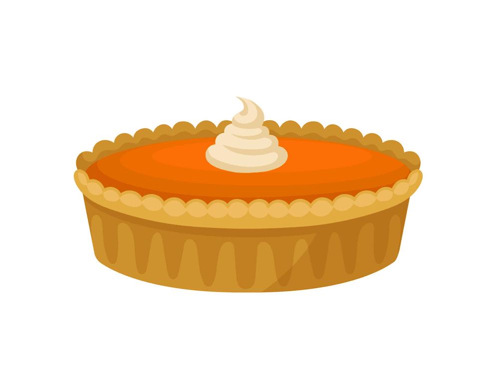Pumpkin Pie clipart free