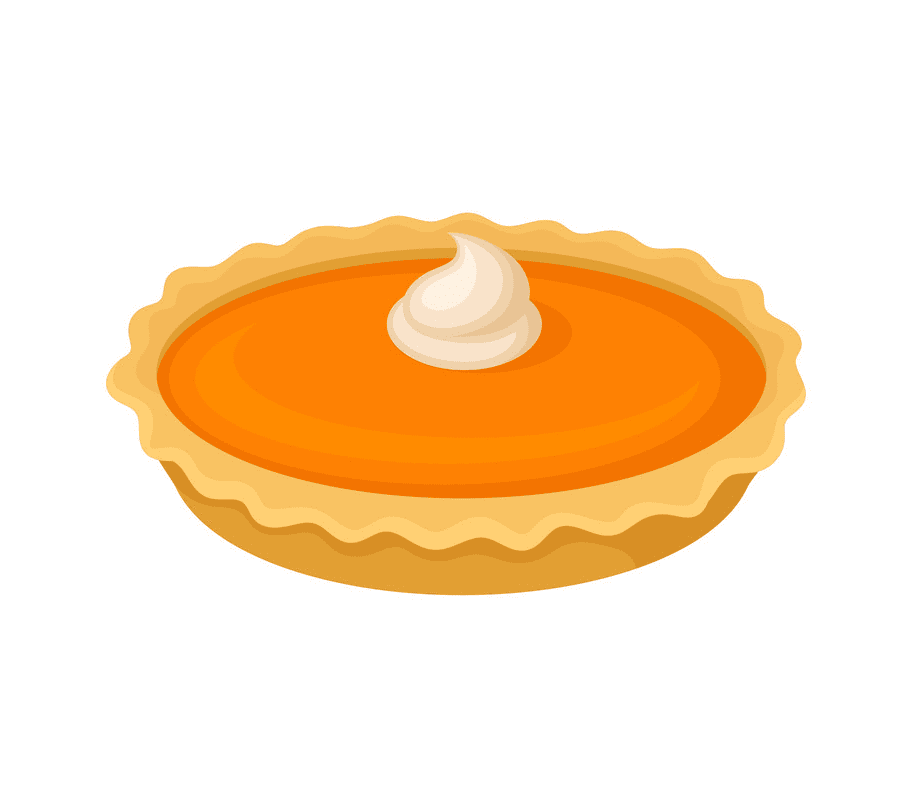 Pumpkin Pie clipart image