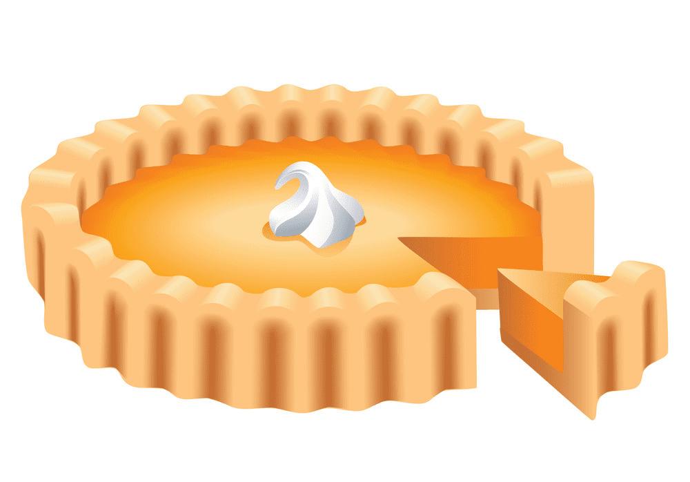 Pumpkin Pie clipart png free