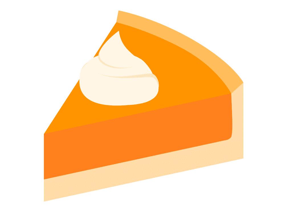 Pumpkin Pie clipart png image