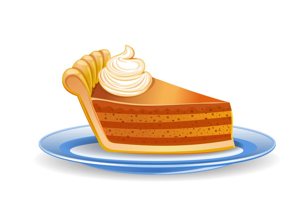 Pumpkin Pie clipart png