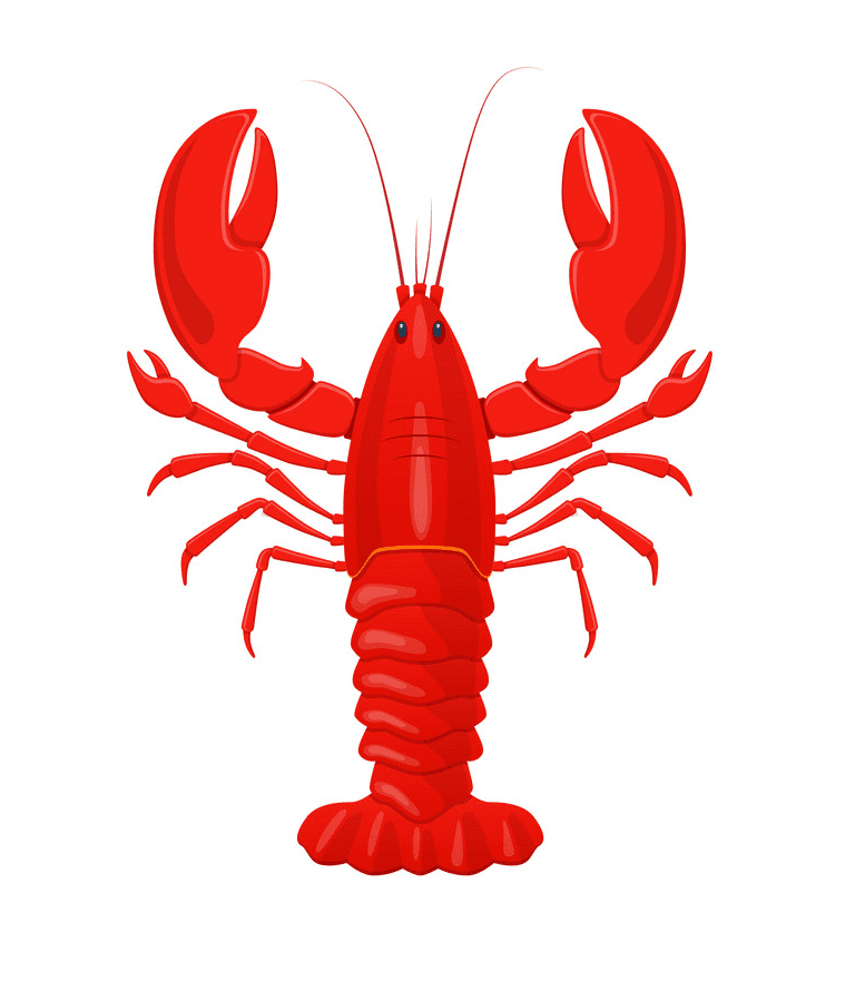 Red Lobster clipart images
