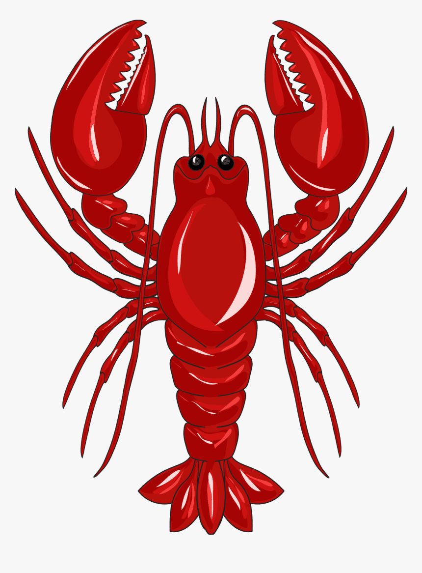 Red Lobster clipart png image