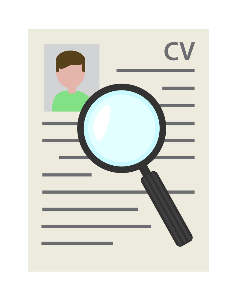 Resume clipart 2