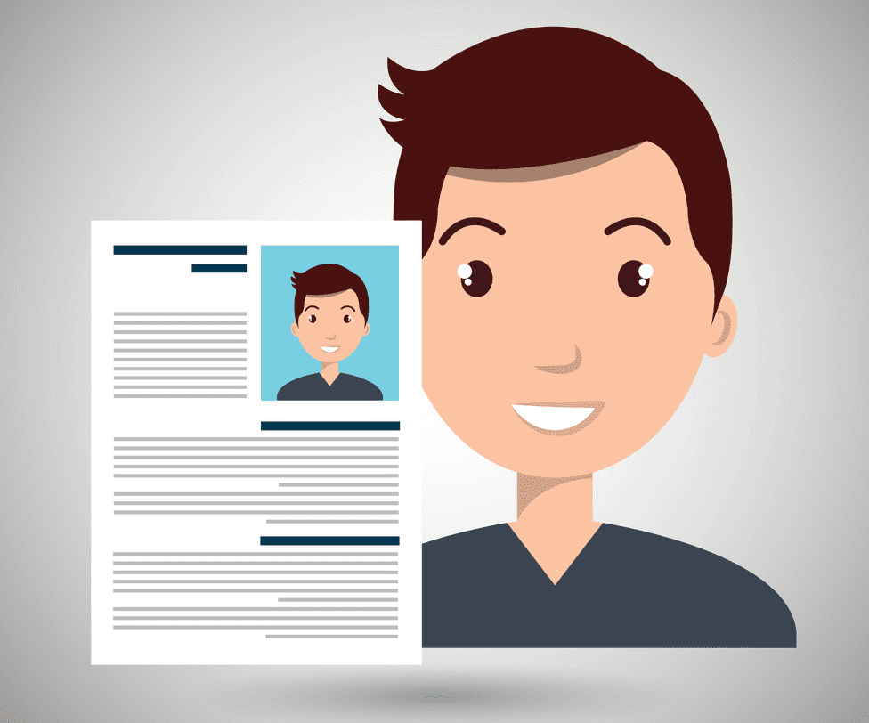 Resume clipart png 2