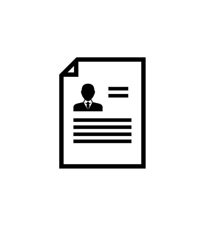 Resume clipart png 9