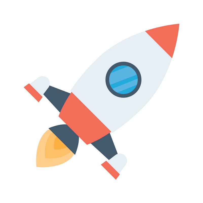 Rocket Ship clipart png images