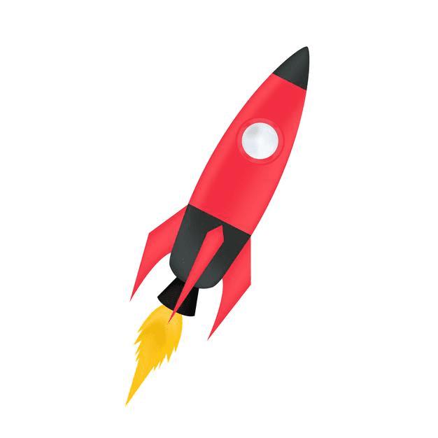 Rocket clipart png 1