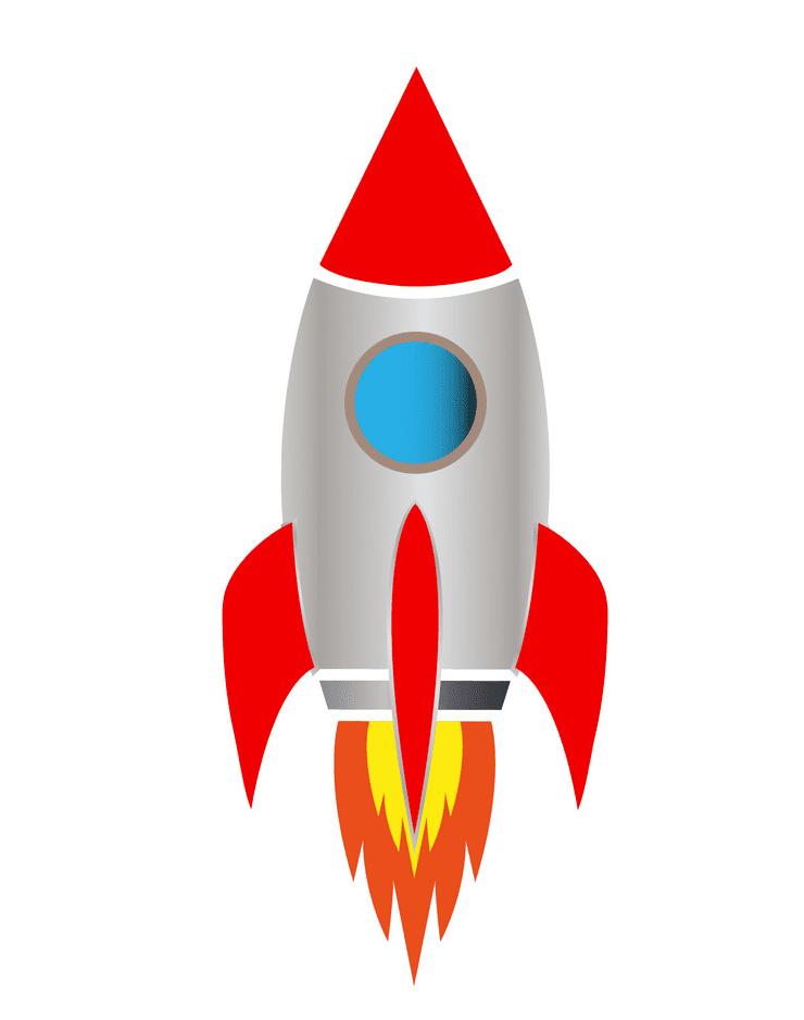 Rocket clipart png 2