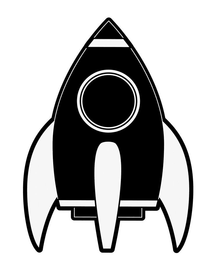 Rocket clipart png 3