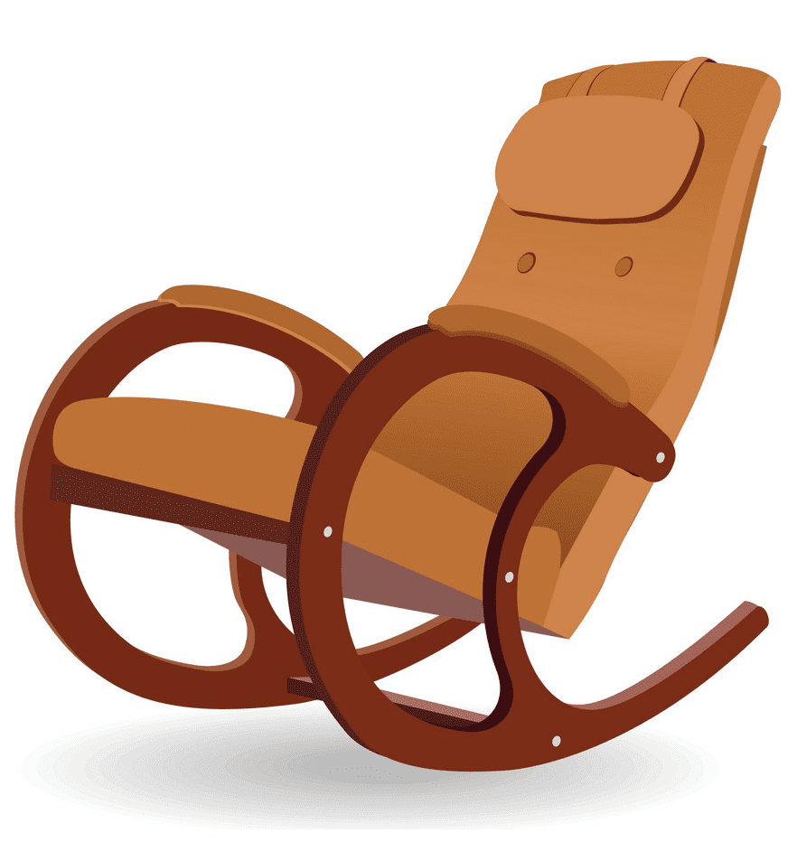 Rocking Chair clipart free