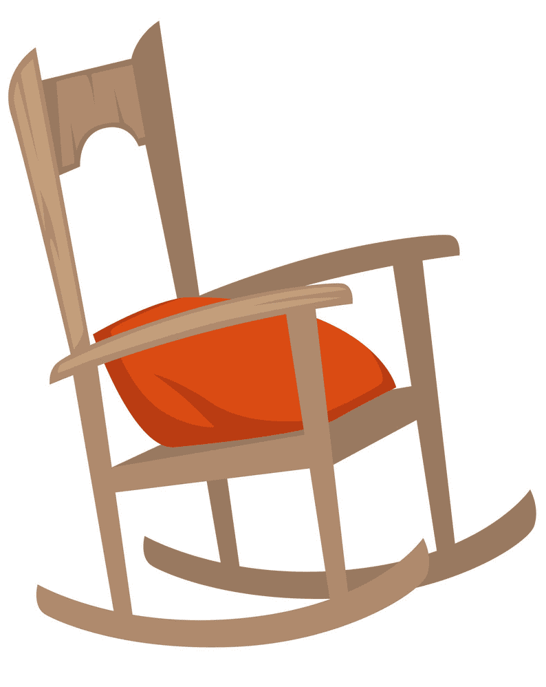 Rocking Chair clipart images