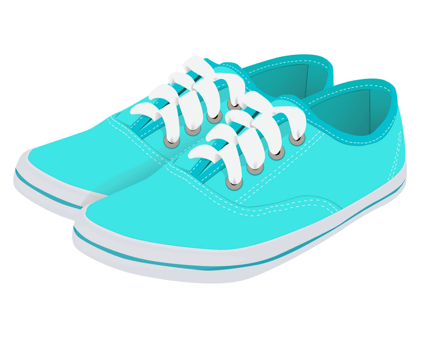 Running Shoes clipart png images