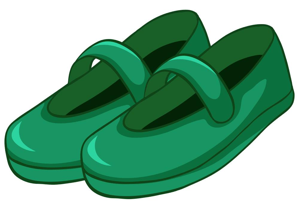 Shoes clipart 10