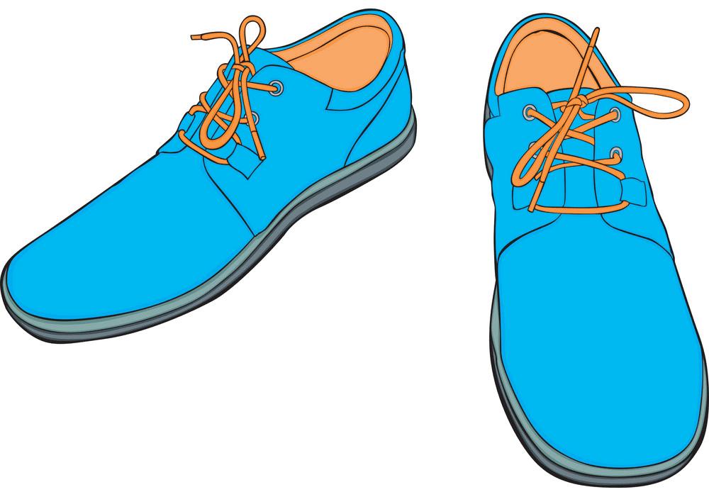 Shoes clipart 11