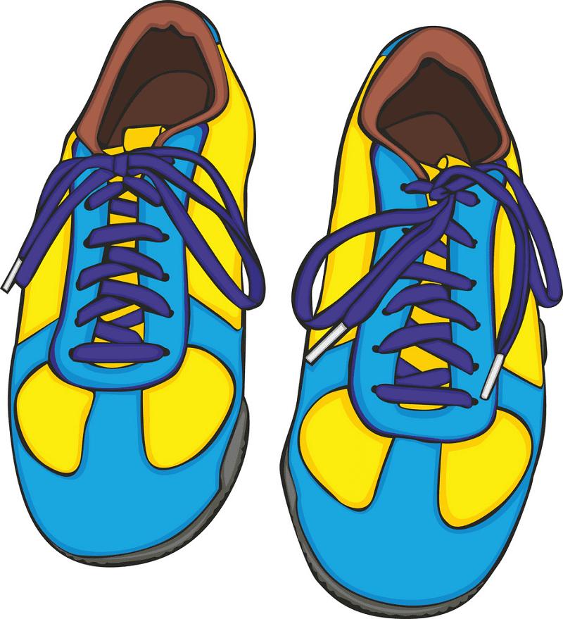 Shoes clipart 3