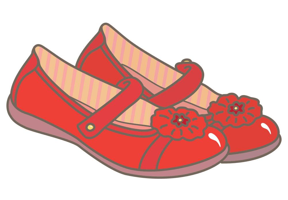 Shoes clipart 4