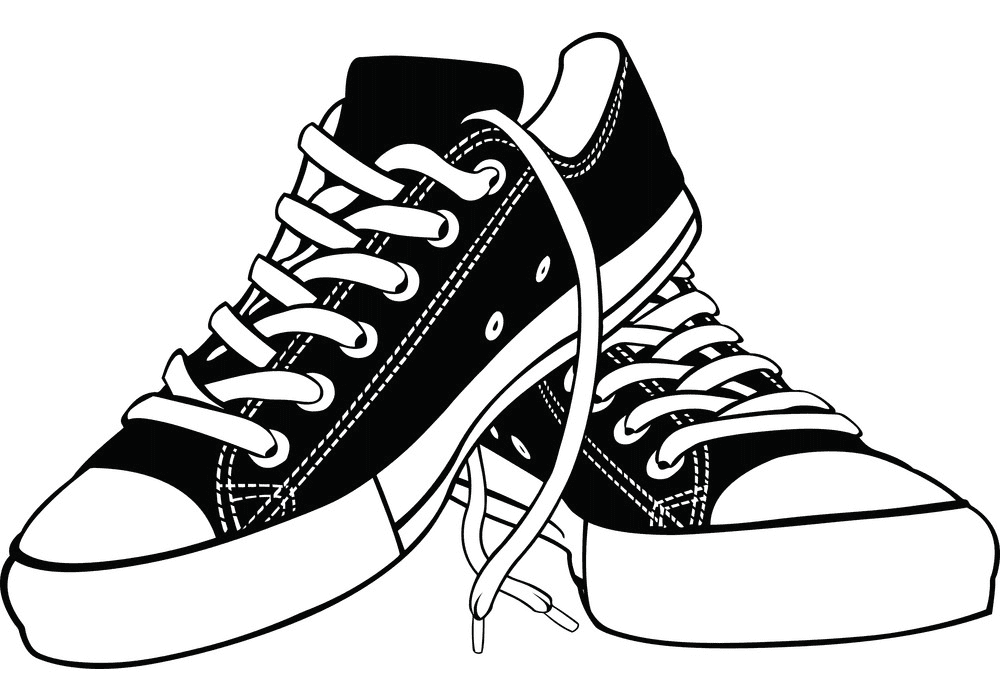 Shoes clipart for free