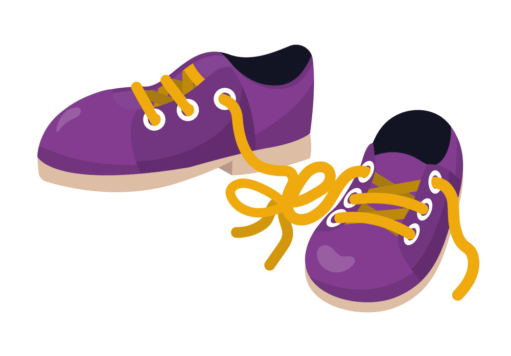 Shoes clipart free image