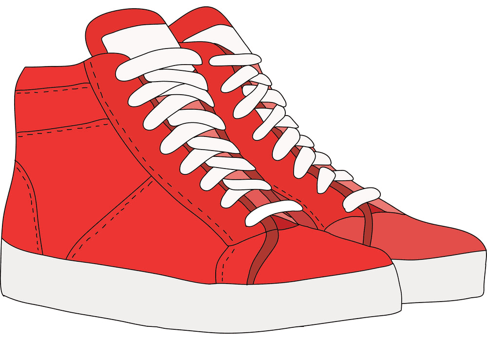 Shoes clipart free