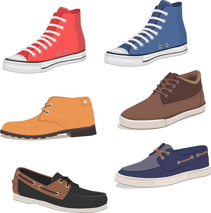 Shoes clipart picture