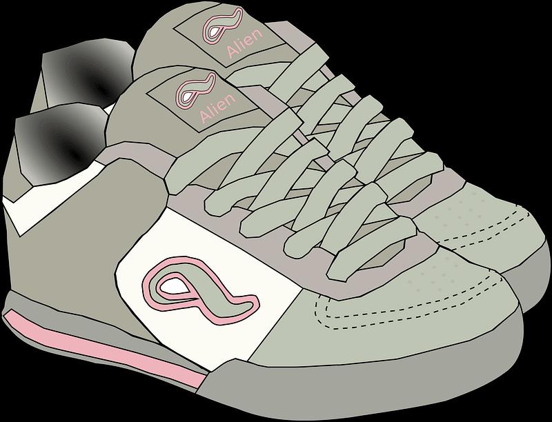 Shoes clipart transparent 1