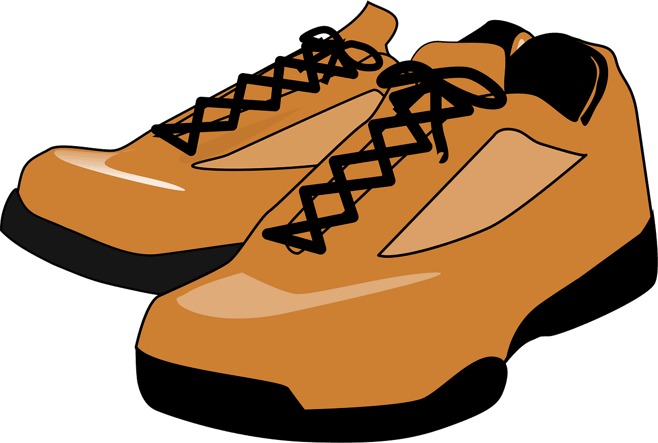 Shoes clipart transparent 7