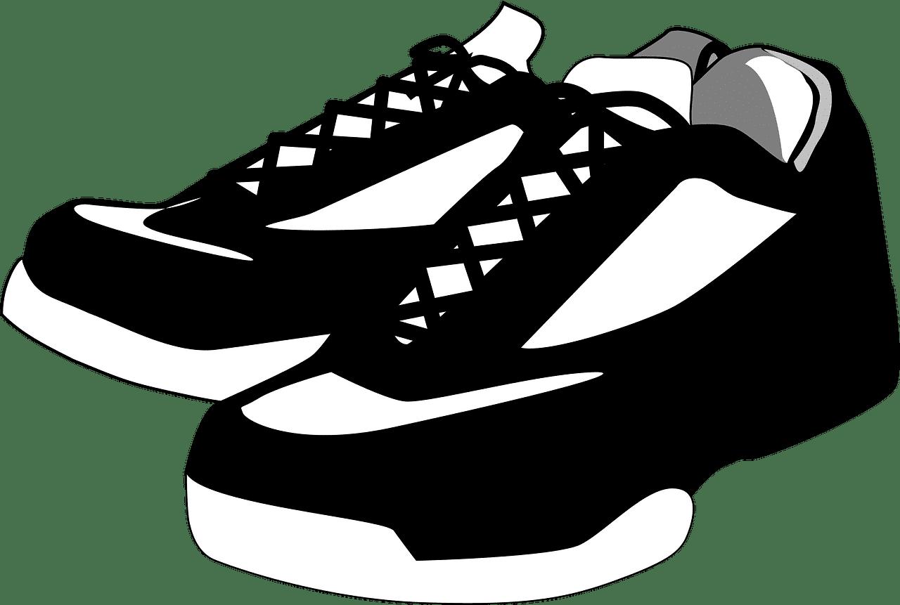 Shoes clipart transparent background 3