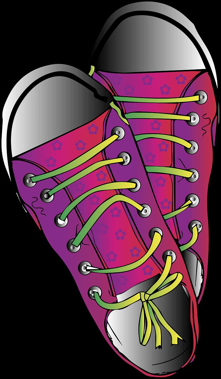 Shoes clipart transparent