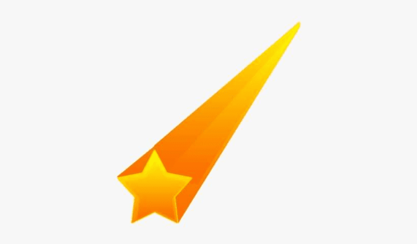Shooting Star clipart 2