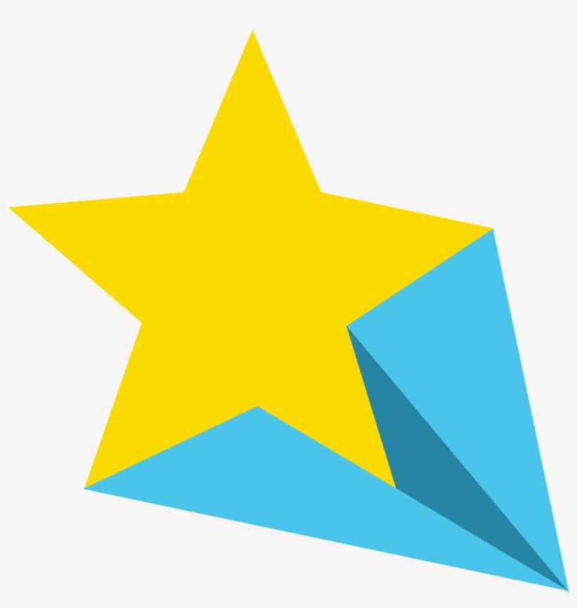 Shooting Star clipart 6
