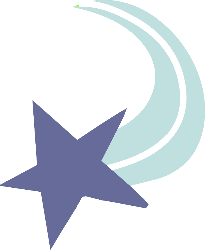 Shooting Star clipart 8