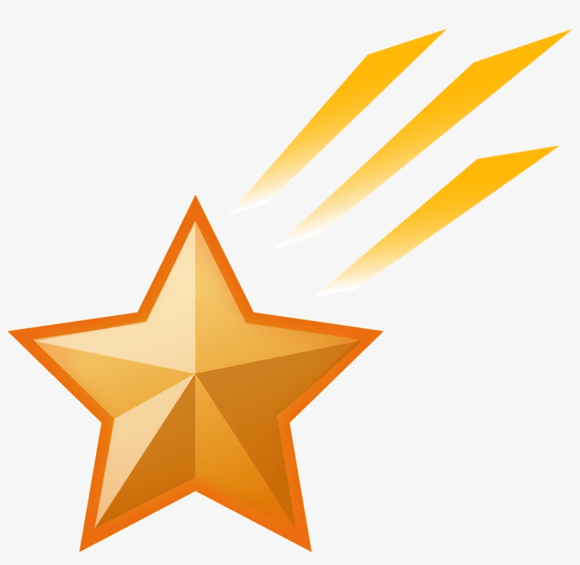 Shooting Star clipart 9