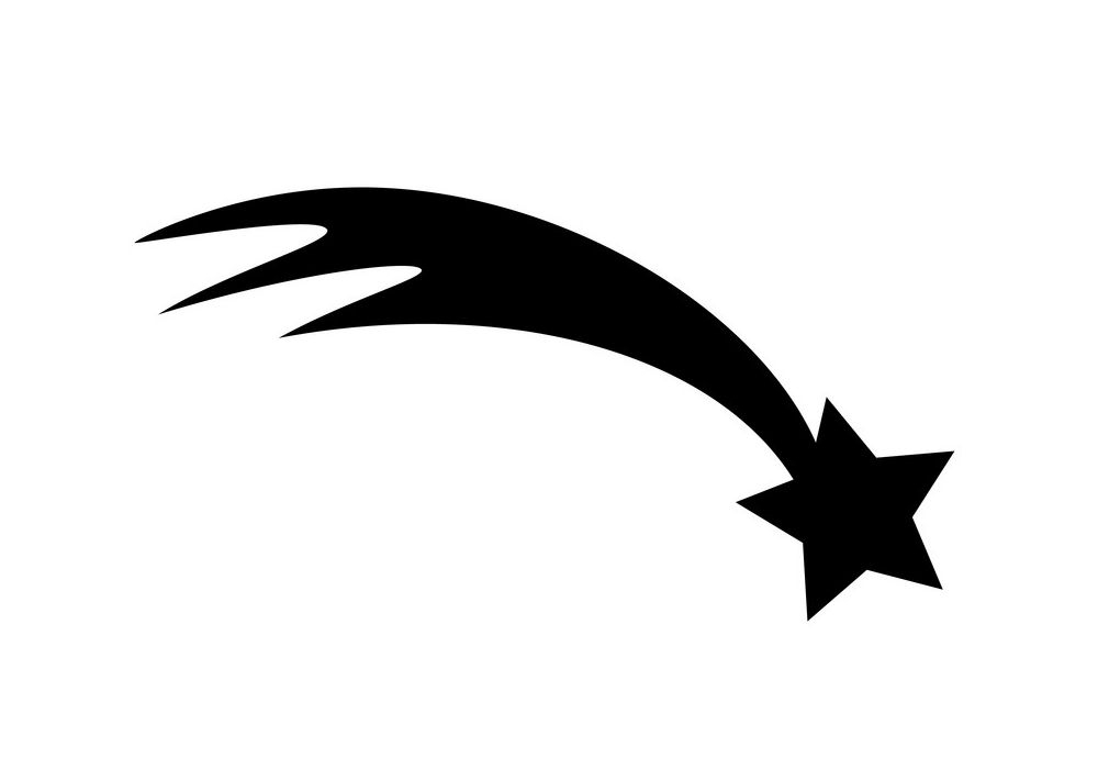 Shooting Star clipart images