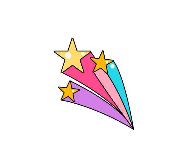 Shooting Star clipart png 6