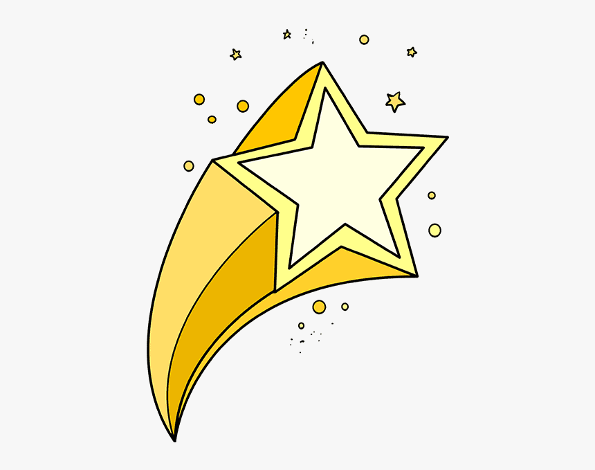 Shooting Star clipart png 8