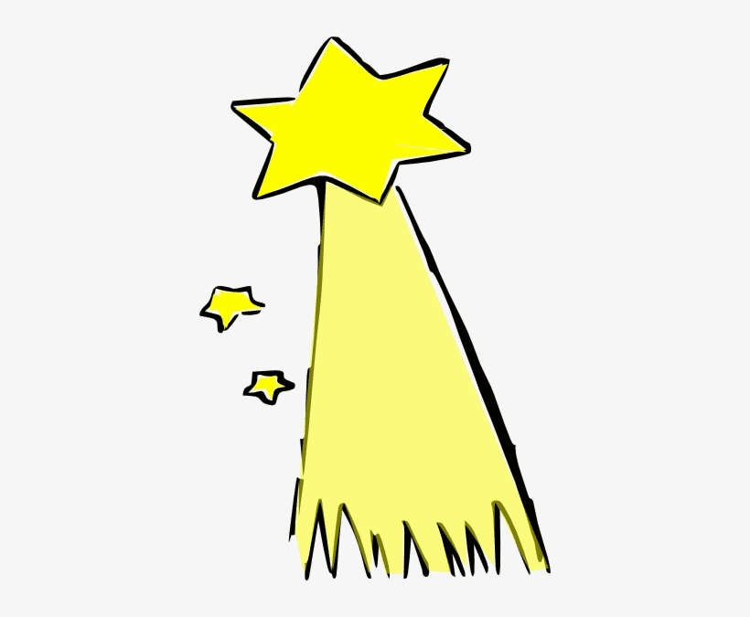Shooting Star clipart png 9