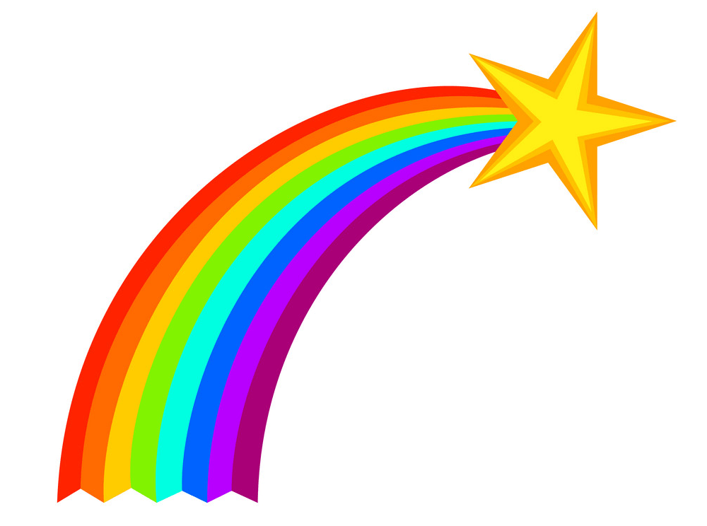 Shooting Star clipart png image