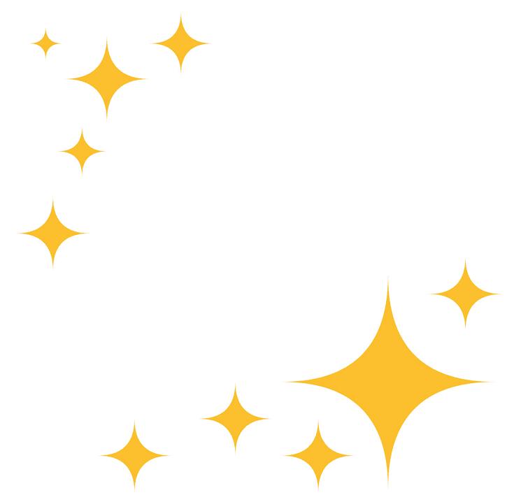Sparkle clipart 2