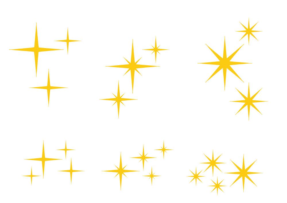 Sparkle clipart 8