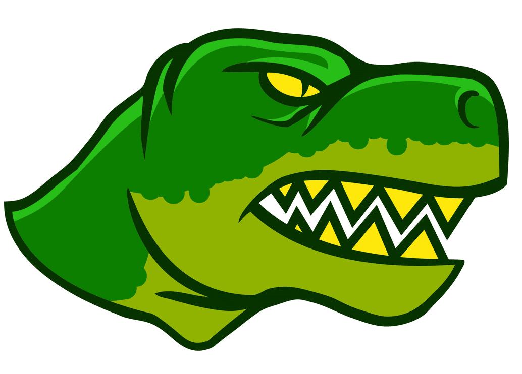 T-Rex Head clipart png image